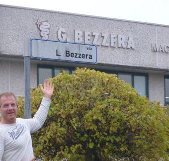 Bezzera Milano Barista Guido