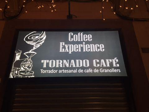 Tornado Café Coffee Experience