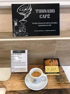 pan y café artesanal www.tornadocafe.es