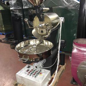 Tostadora de café 5 kg www.tornadocafe.es