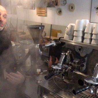 prueba la cafetera Faema