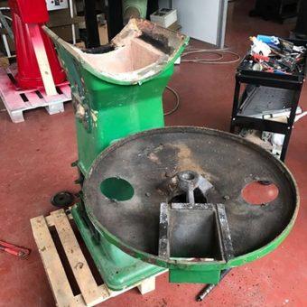 tostadora café Fimt 5 kg su reconstrucción www.tornadocafe.es