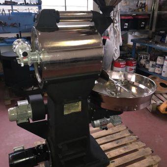 tostadora café Fimt con maquinaria nueva