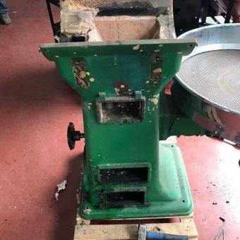tostadora de café Fimt 5kg desmontada www.tornadocafe.es