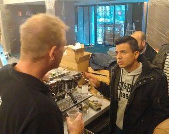 tornado cafe formando empleados www.tornadocafe.es