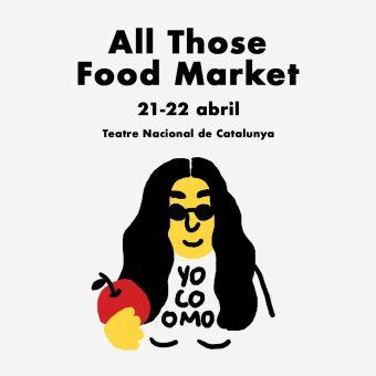 kees van der westen en All Those food market