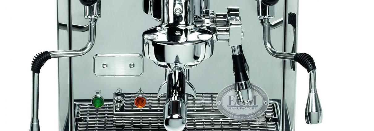 Maquinas de espresso ECM